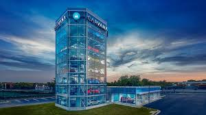 Vending Machine Business For Sale Nj New Carvana Co Opens Usedcar Vending Machine In Gaithersburg