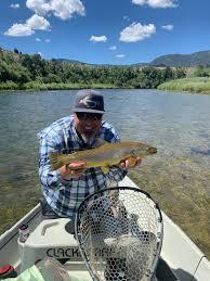Green River Fishing Report 07 03 2019