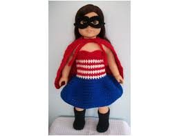 American Girl Crochet Patterns Amazing Decorating Ideas