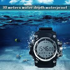 Online Shop Smartch Waterproof IP68 <b>Bluetooth Smart watch</b> XR05 ...