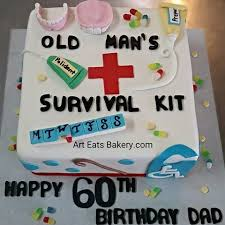 Image Result For Custom 60th Birthday Cake For A Man Bobs Birthday