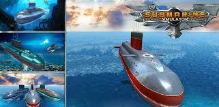 submarine simulator 3d underwater survival games