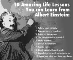 40 Amazing Life Lessons Albert Einstein Quotes Legends Quotes Simple Amazing Life Quotes
