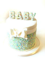 Homemade Baby Shower Cake Ideas For A Boy S Mde Esy