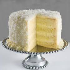Bonus Recipe The Heritage Cook Turns 1 With A Classic Coconut Cake