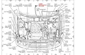2005 ford escape cooling fan wiring diagram ford diagram in 06 1993 Geo Storm Alternator Wiring Diagram at Engine Cooling Fan Wiring Diagram