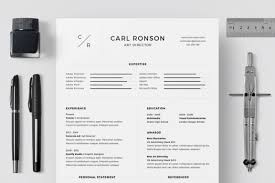 Indesign Resume Templates Adobe Free Template Download