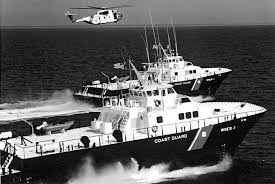 Photograph The United States Coast Guard     s fastest cutters  known as Surface Effect Ships