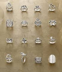 james avery ring may be super expensive but they are super cute i would like