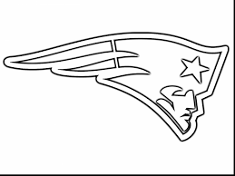Small Picture surprising new england patriots logo coloring pages with broncos