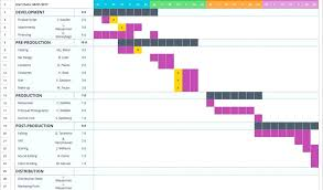 Production Schedule Template Excel Free Download Download By Tablet Desktop Original Size Back To Multi