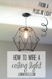 diy wire chandelier pendant light wiring how to convert a swag chandelier home pendant light wiring diy wire chandelier