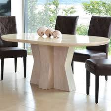 oval marble dining table uk