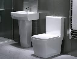 modern designer ceramic white close coupled toilet bathroom wc pan