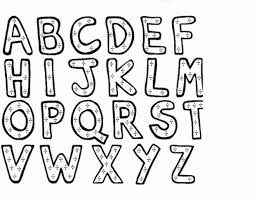 Adult Letters Coloring Pages Coloring Pages Letters Of The Alphabet