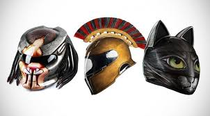 you won t believe these are actually motorcycle helmets mikeshouts