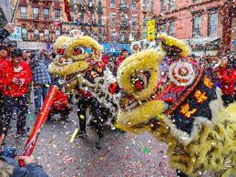 Lunar new year is celebrated across china and in many parts of asia and the world where chinese communities can be found. Ocdiou2ypgmwfm