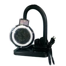 magnifying lamp 10x table lamp with magnifying glass in table lamps with magnifying glass led table