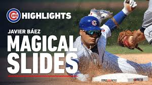 Explore javier báez wallpapers on wallpapersafari | find more items about javier báez wallpapers, javier fernandez wallpapers the great collection of javier báez wallpapers for desktop, laptop and mobiles. Cubs Infielder Javy Baez S Magical Slides Youtube