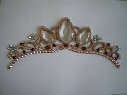 making disney rapunzel wig and tiara