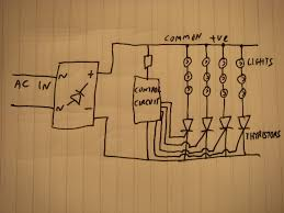 wiring diagram for christmas lights the wiring diagram stop your xmas lights flashing wiring diagram