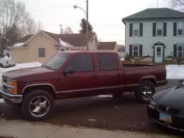How rare is a 1998 Z71 crew cab? - Page 6 - Chevrolet Forum ...
