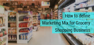 Asian Online Grocery Store How To Define Marketing Mix For Online Grocery Shopping Business