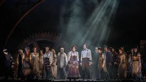 Sweeney Todd At Pioneer Theatre Company Directed By Karen Azenberg