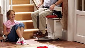 stair chair lift. Stair Chair Lift Gif. Marvellous Design How A Works On Straight Stairways T
