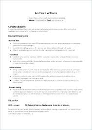 Sample Skills And Abilities In Resume Analytical Ability Example