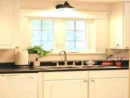 lighting over kitchen sink. Over Kitchen Sink Lighting Ideas Best T
