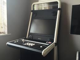 vewlix arcade cabinet build cintronbeveragegroup