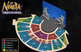 Circus De Soleil Seating Chart Orlando Cirque De Soleil Best Prime Rib In Phoenix