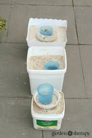 diy cement molds to make concrete garden pots