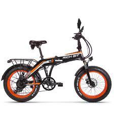 <b>RICH BIT RT-016 48V</b> 500Watt Electric Bike Mountain Bike 20 Inch ...