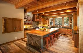 Rustic Kitchen Island Ideas Unique Decoration