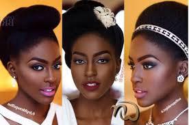 Coiffure De Mariée Pour Femmes Noires Et Métisses