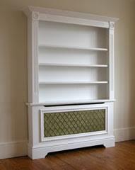 Brilliant Ideas Of Radiator Cabinets Made To Measure Beautiful Radiator  Cabinet Bookcase of Radiator Cabinet