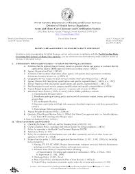 Director Of Nursing Job Description Resume Template