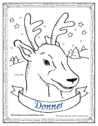 Small Picture Donner the Reindeer