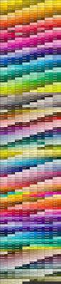 Centurymart Pantone Color Chart