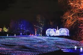 Christmas Lights Birmingham 2017 Christmas Lights At The Birmingham Botanical Gardens