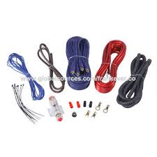 china oga car audio wiring kit, ofc wire, made of pvc, oem orders car audio wire kit at Car Stereo Wiring Kit