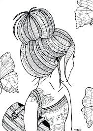 Pictures To Print Cute Girl Coloring Pages Cute Girl Coloring Pages