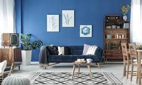 20 blue living room ideas that will