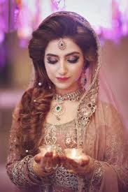 new bridal hairstyles 2016 for mehndi function