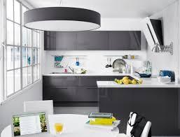 Meuble Cuisine Gris Laqué Ikea Idée Pour Cuisine