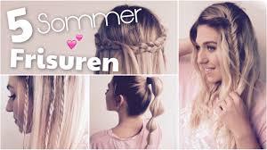 5 Perfekte Sommer Frisuren Schnell Einfach