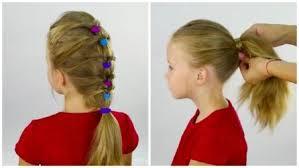 Ako česať Dievčatá 8 Návodov Na Krásne účesy Pre Malé Parádnice