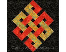 Celtic Knot Quilt Pattern